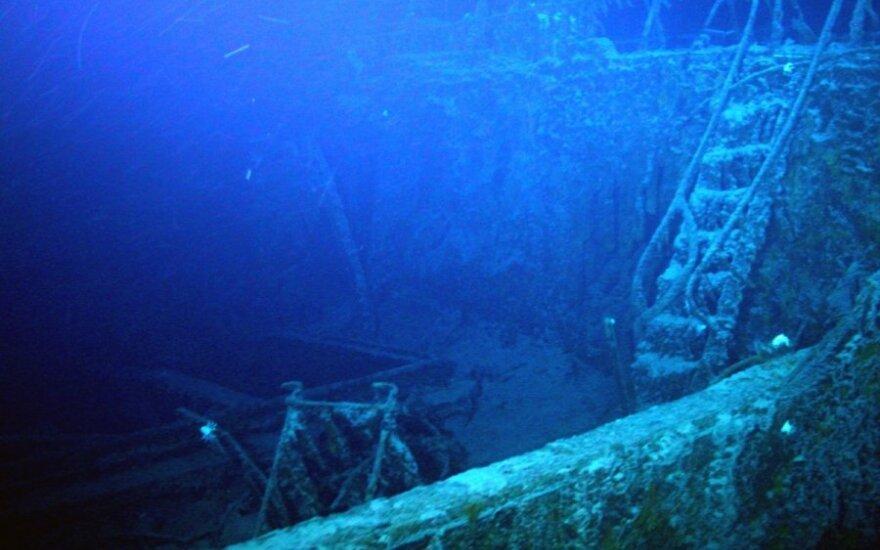 Z zatopionego przez nazistów statku został wydobyty ładunek srebra