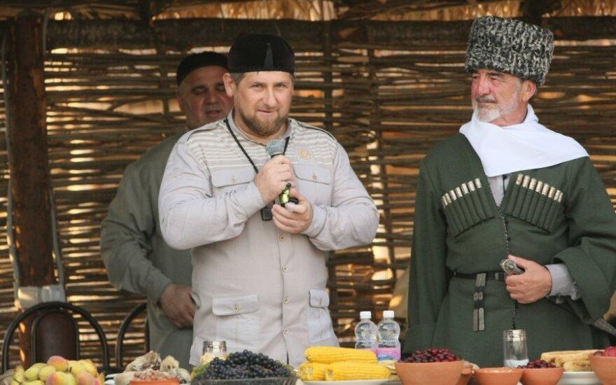 Кадыров назвал Ходорковского своим личным врагом и врагом мусульман