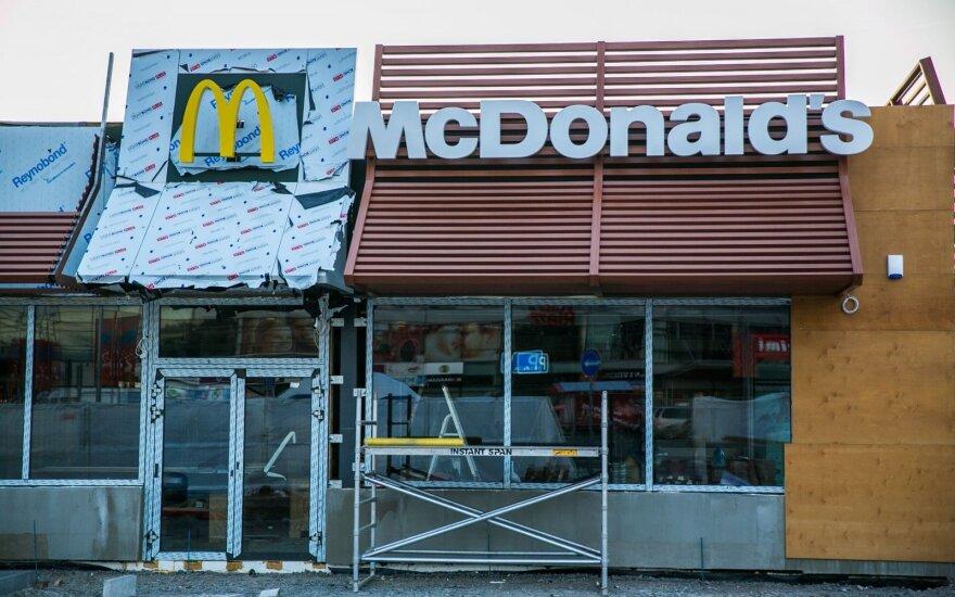 McDonald's запретит пластиковые трубочки в ресторанах