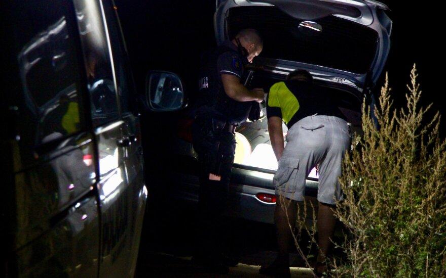 В Вильнюсе женщина сообщила в полицию о пьяном водителе