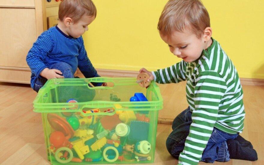 В Вильнюсе все еще не хватает детских садов