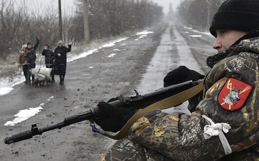 Минобороны Украины: боевикам приказали занять Дебальцево до воскресенья