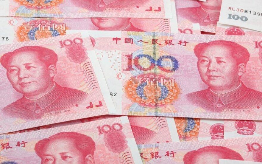 Kinijos valiuta Juanis