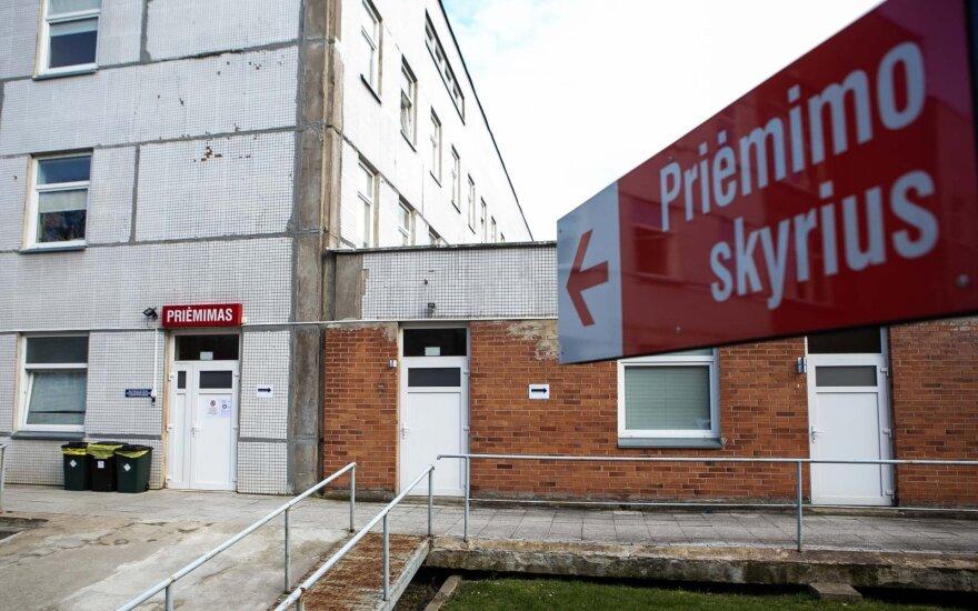 Среди новых зараженных коронавирусом в Литве - пациенты и персонал трех больниц