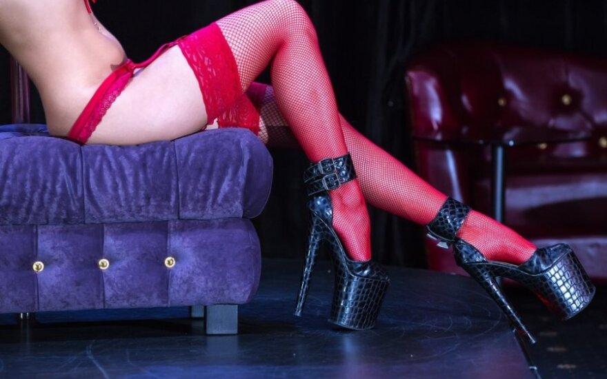 Клиентам проституток во Франции грозят крупные штрафы