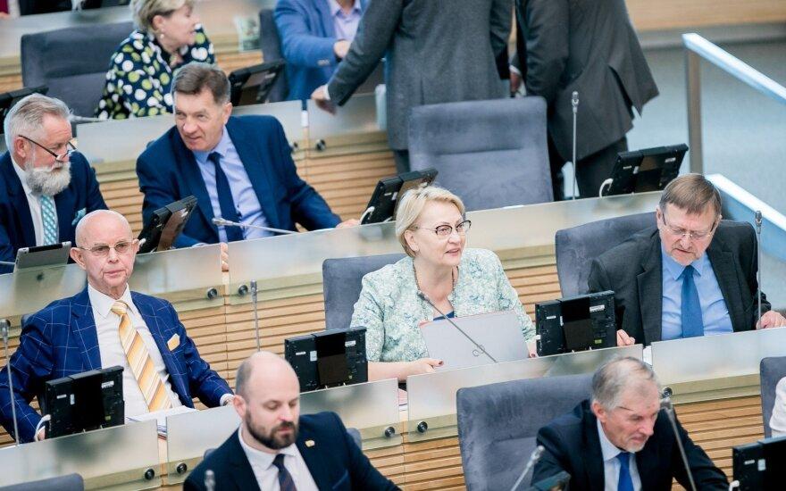 Social Democrats in the Seimas