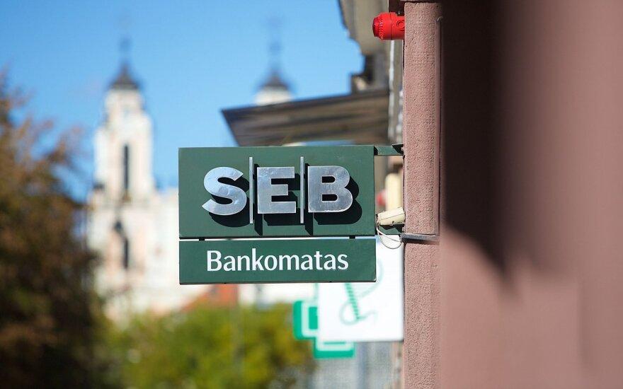 Важно: с началом обновления системы банк SEB не будет предоставлять часть услуг