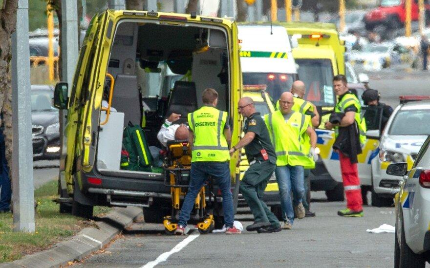При стрельбе в мечетях в Новой Зеландии погибли не менее 49 человек, десятки ранены