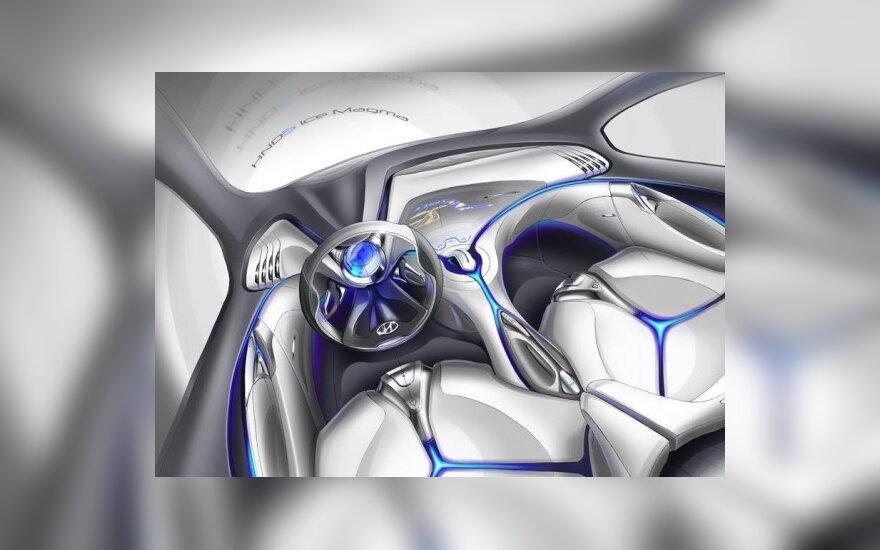 Hyundai ix-Metro koncepcija