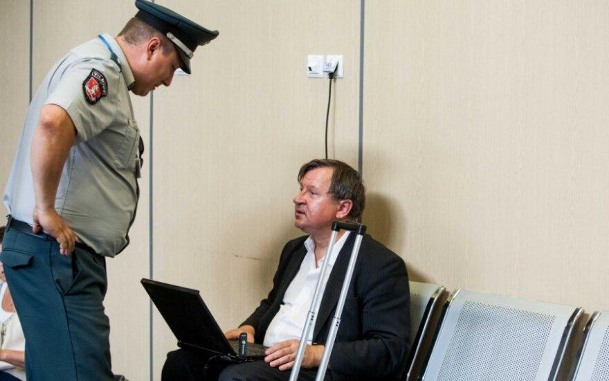 Кубилюс: Варейкис находится под опекой специалистов