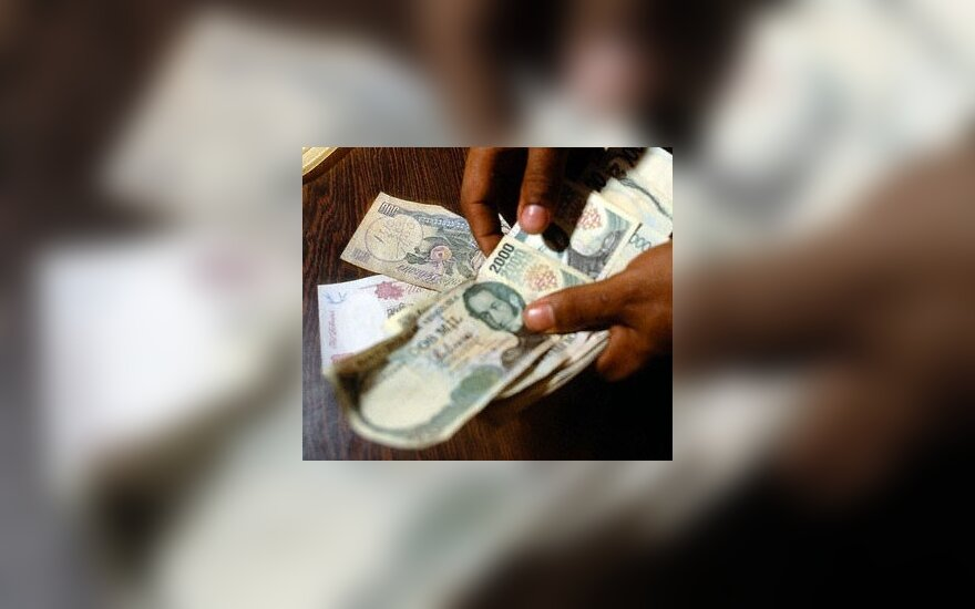 Pinigai, banknotai, Venesuelos pinigai