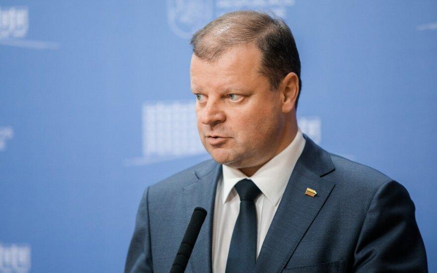 Премьер Литвы услышал заверения конгрессменов США по вопросу безопасности