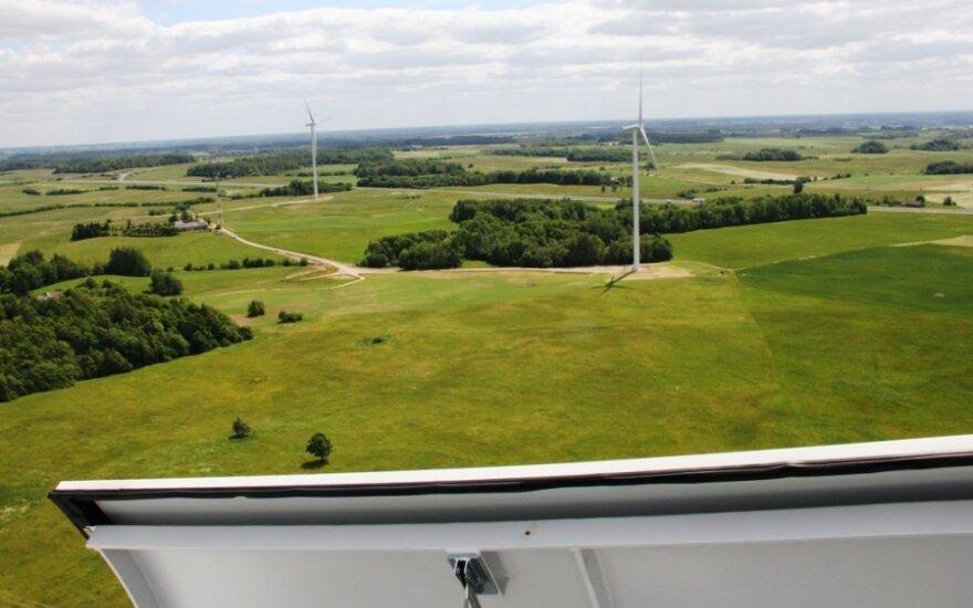 Šilalės vėjo jėgainių parkas