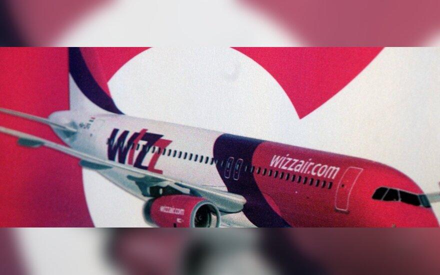 Самолеты Wizzair не будут летать из Вильнюса в Корк