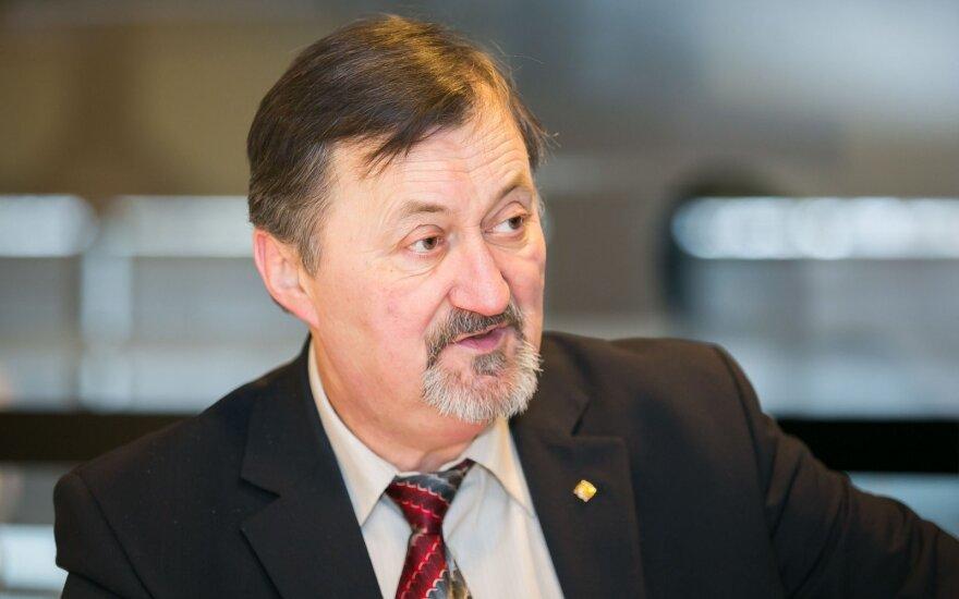Имантас Мелянас: Главное – не позволить Путину поглотить Беларусь