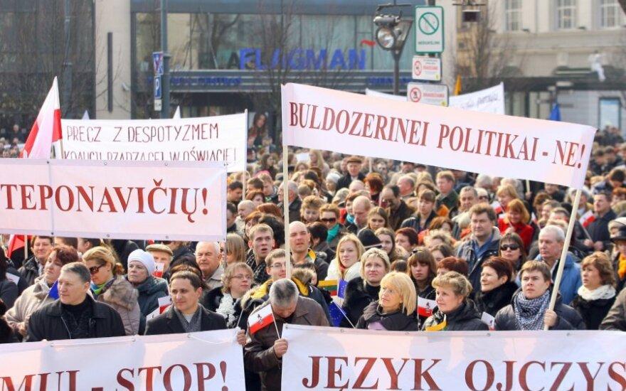 Литва: информация в петиции об образовании польского нацменьшинства вводит в заблуждение
