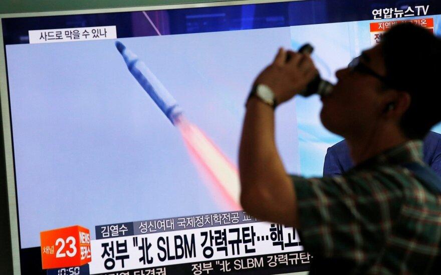 СБ ООН осудил Северную Корею за запуск баллистической ракеты