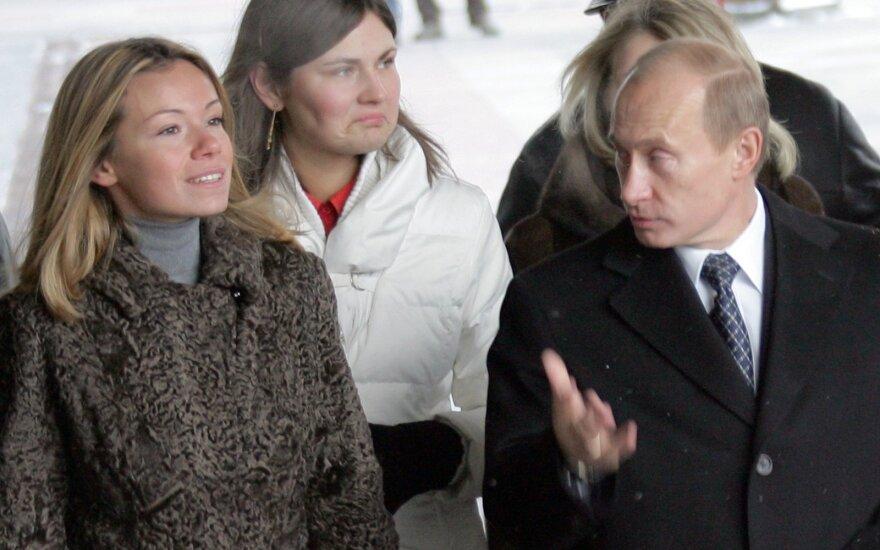 Старшая дочь Путина делает первые шаги в бизнесе