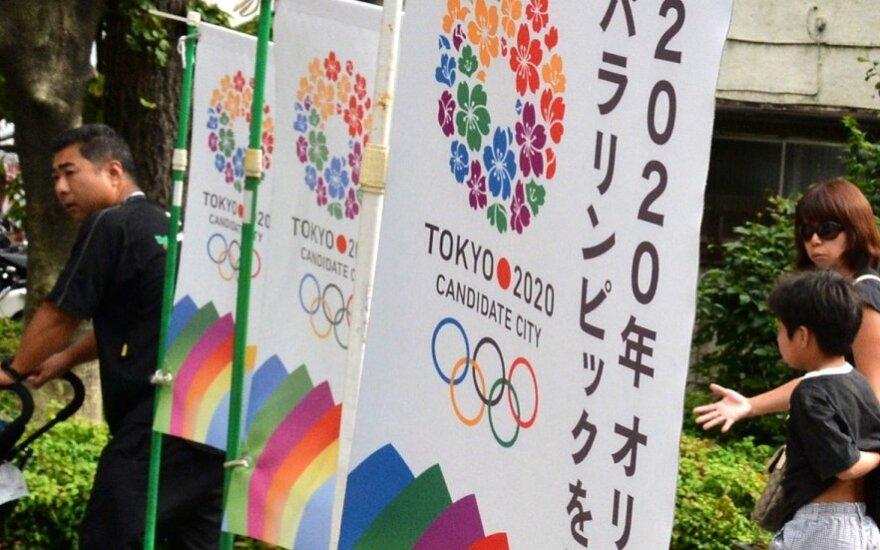 Tokijas pretenduoja rengti 2020 metų vasaros olimpines žaidynes
