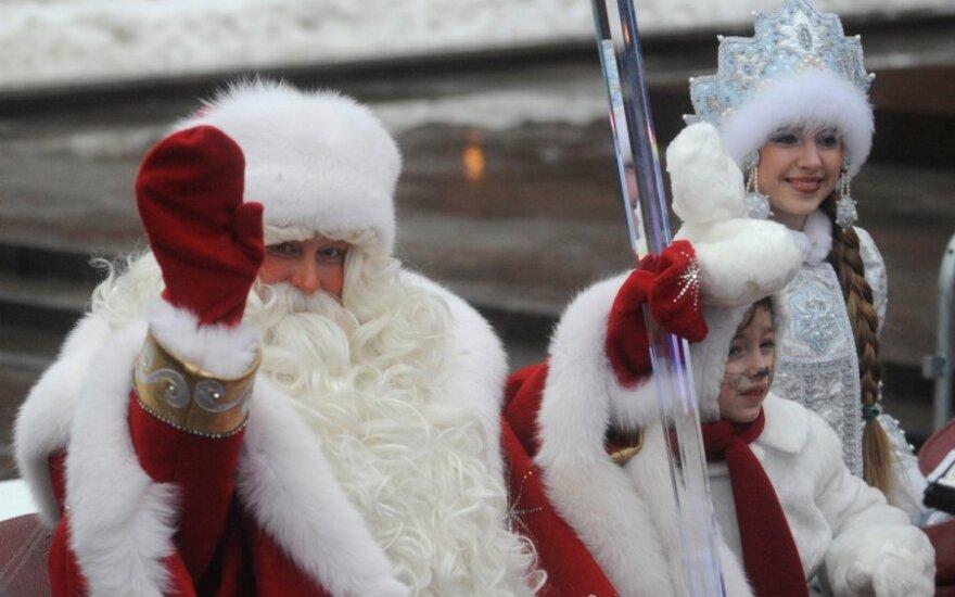 В Санкт-Петербурге мошенники развели на деньги 135 Дедов Морозов и Снегурочек