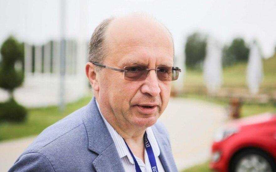 Andrius Kubilius, lider opozycji sejmowej: Kocham Polskę, lecz nie Tomaszewskiego (1)