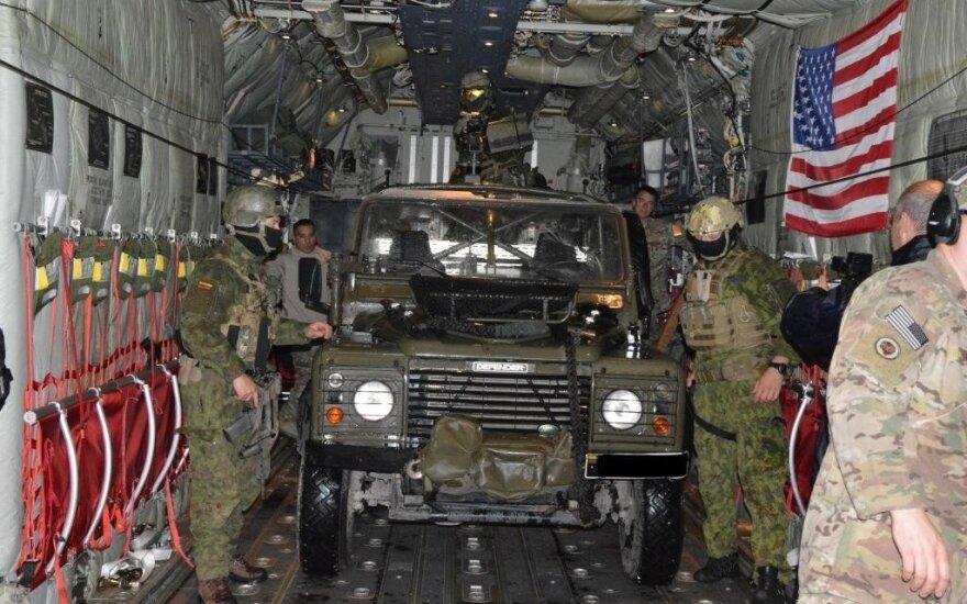 New York Times: США в Литве дислоцировали свой спецназ