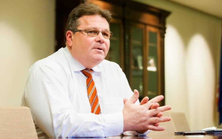 Глава МИД Литвы: Крым идет в сторону усиления хаоса