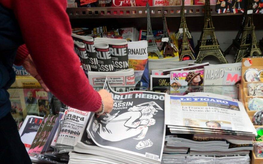 Турция обвиняет Charlie Hebdo в культурном расизме из-за карикатуры на Эрдогана