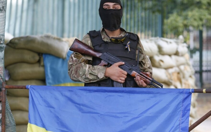 Литва переведет 50 000 евро в натовский фонд поддержки украинской армии