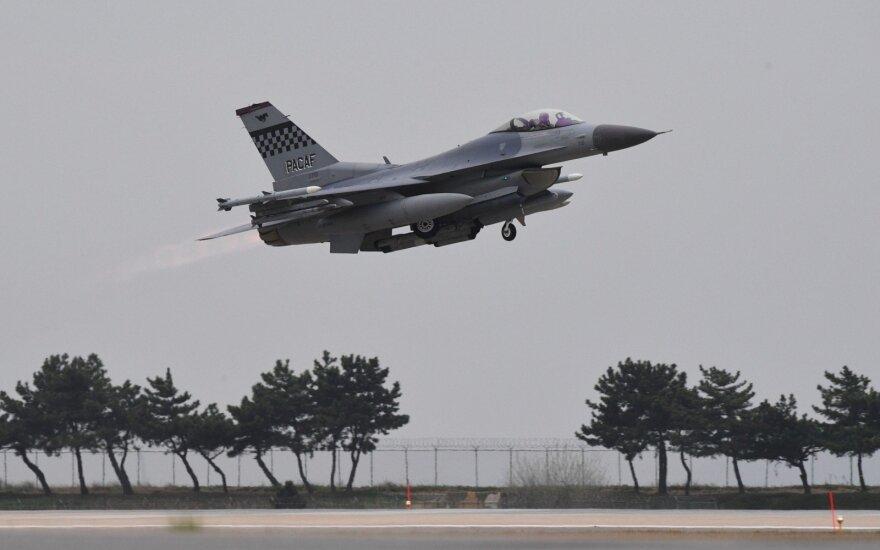 Истребители НАТО дважды на минувшей неделе сопровождали самолёты России