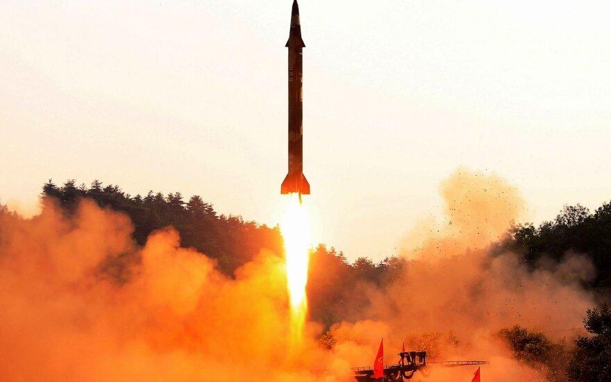 США: КНДР провела еще одни испытания ракетного двигателя
