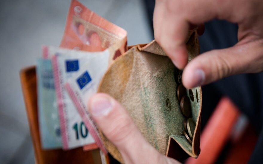 Новейшая статистика: в каких компания Литвы самая большая разница в зарплатах