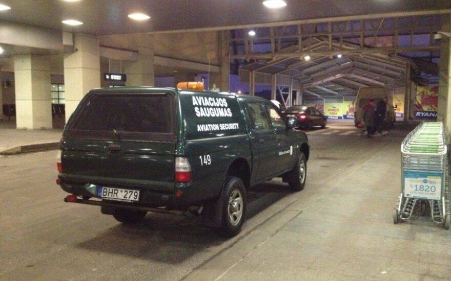 Сообщение нетрезвого мужчины о бомбе в самолете на рейсе Вильнюс-Москва оказалось ложным