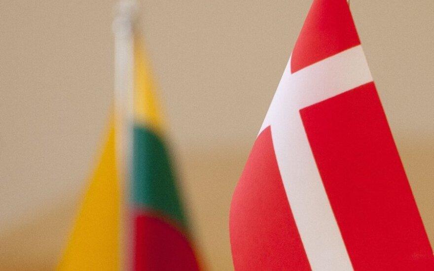 Датская кронпринцесса отозвала визит в Литву
