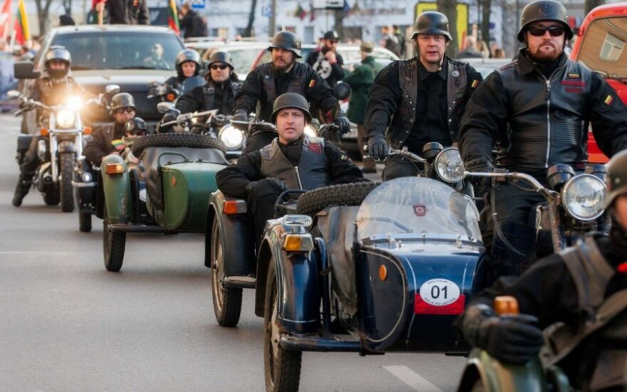 """""""Litwa dla Litwinów, Litwini dla Litwy"""". Litewscy narodowcy otrzymali pozwolenie na marsz 11 marca"""
