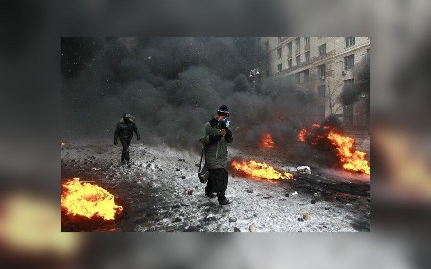Латвия потратит 30 тысяч евро на лечение пострадавших в беспорядках на Украине