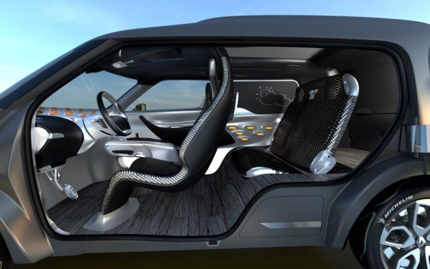 """Renault показал навороченный """"каблук"""" будущего"""