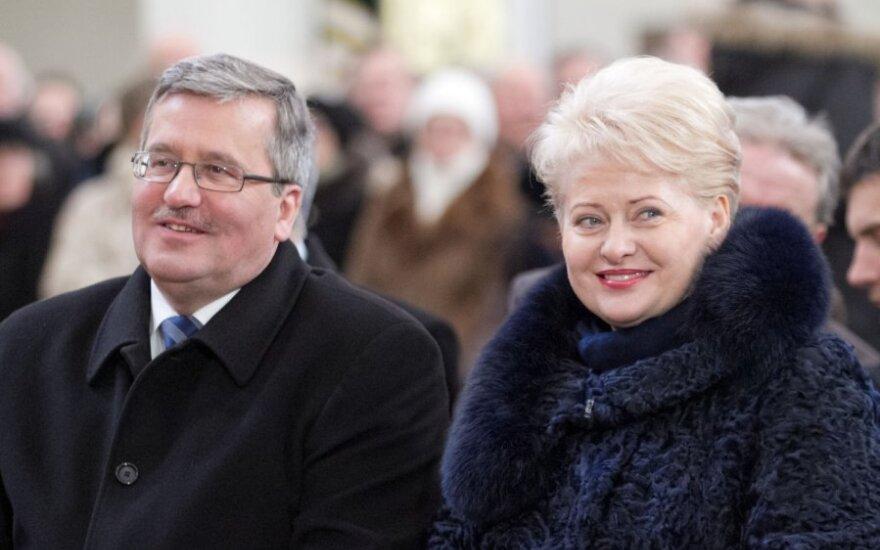 Marcinkevičius: Polacy i Litwini widzą niebezpieczeństwo tam, gdzie go nie ma