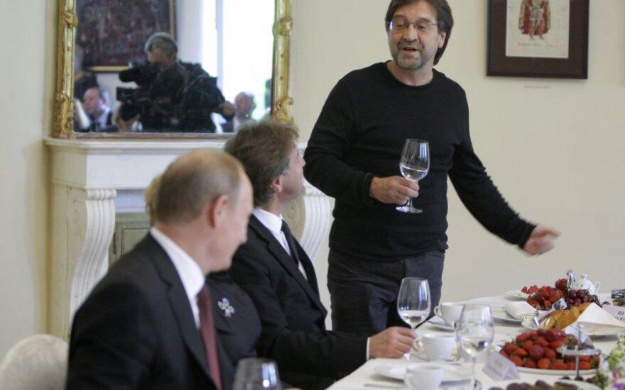 Шевчук в политику не пойдет: я - не политик, я - гражданин