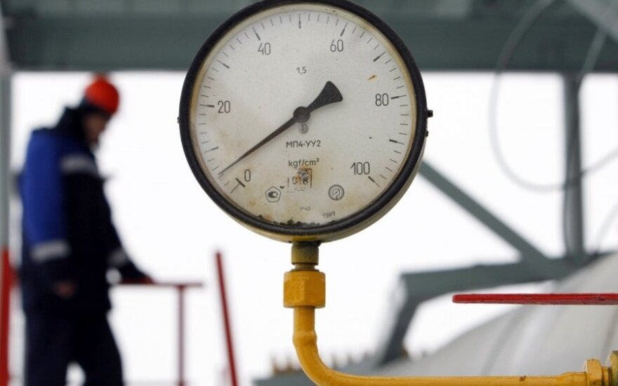 Украина намерена импортировать до 60 процентов газа из Европы