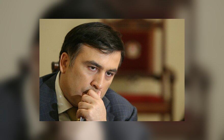 """Саакашвили: cепаратизм в Крыму """"подпитывает"""" РФ"""