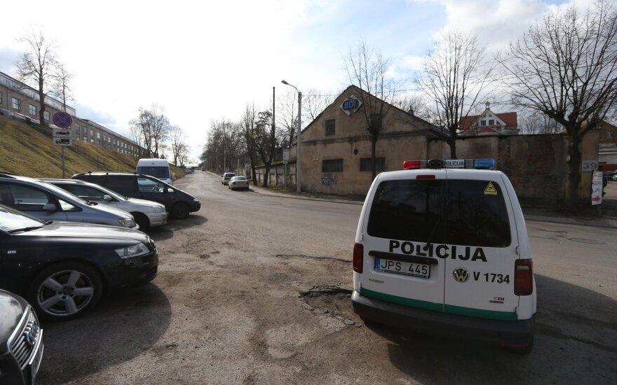 Каунасская полиция обнаружила тело подозреваемого в убийстве мужчины