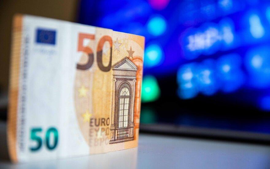 "Минималка в Литве может увеличиться до 704 евро ""на бумаге"""