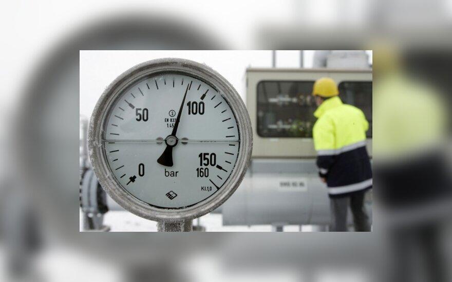 Грузия возобновила поставки газа в Южную Осетию