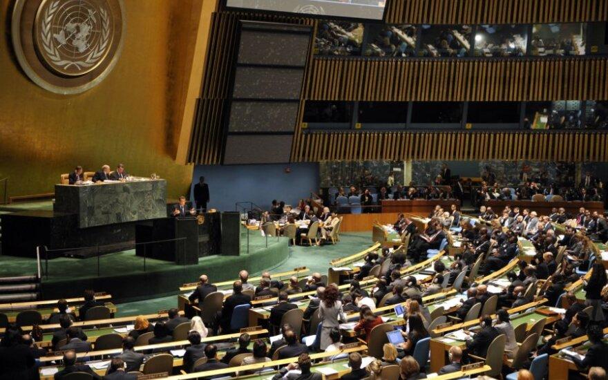 Украина инициирует заседание Совбеза ООН