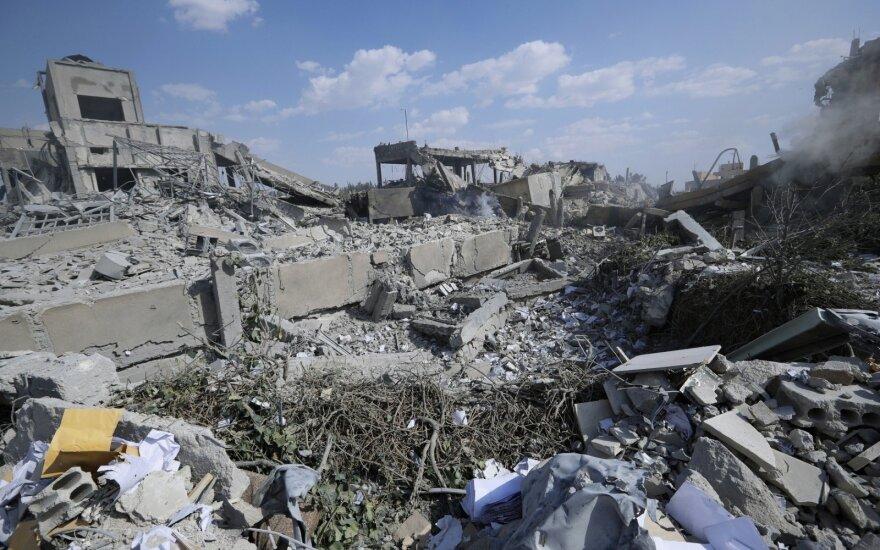 Тереза Мэй: ракетный удар по Сирии был законным и достиг своей цели