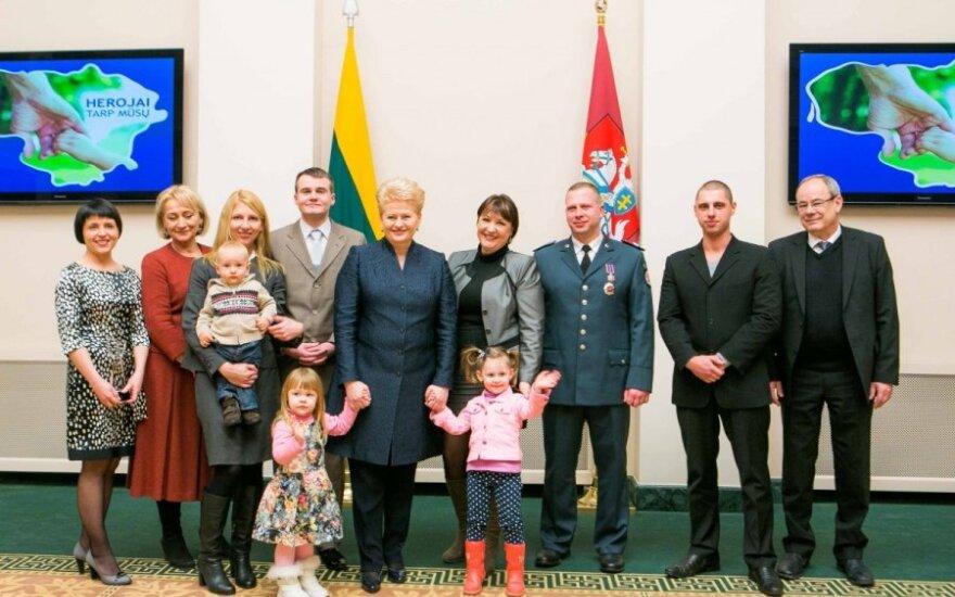 Герои, которые меняют Литву