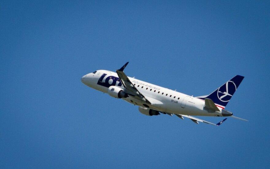 Рейс в Лондонский Сити – возможность для бизнеса Литвы и Великобритании