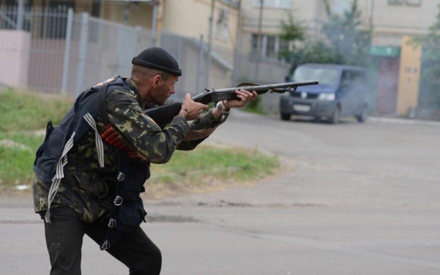 Украина: Луганскую ОГА взорвали изнутри