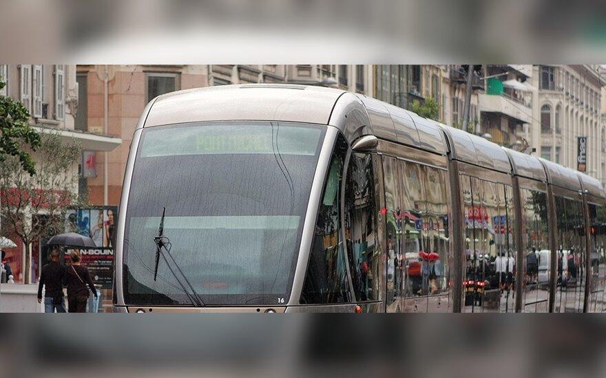 Профессор: Вильнюсу нужен новый вид общественного транспорта